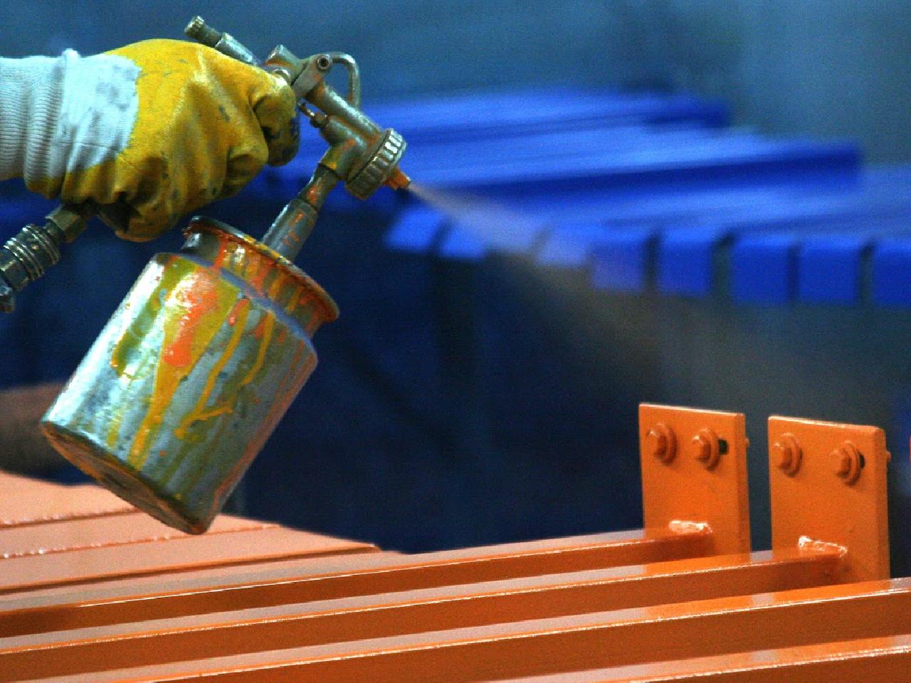 Industrial Spray Painter