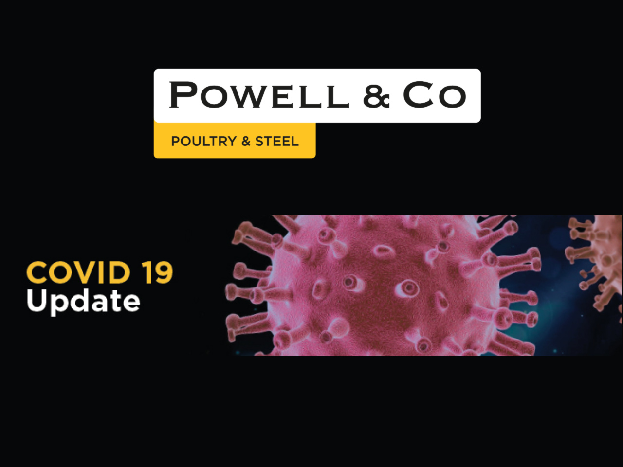 COVID 19 Update from Powell & Co