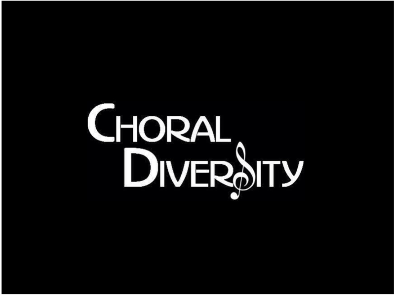 Proud Sponsors of Choral Diversity