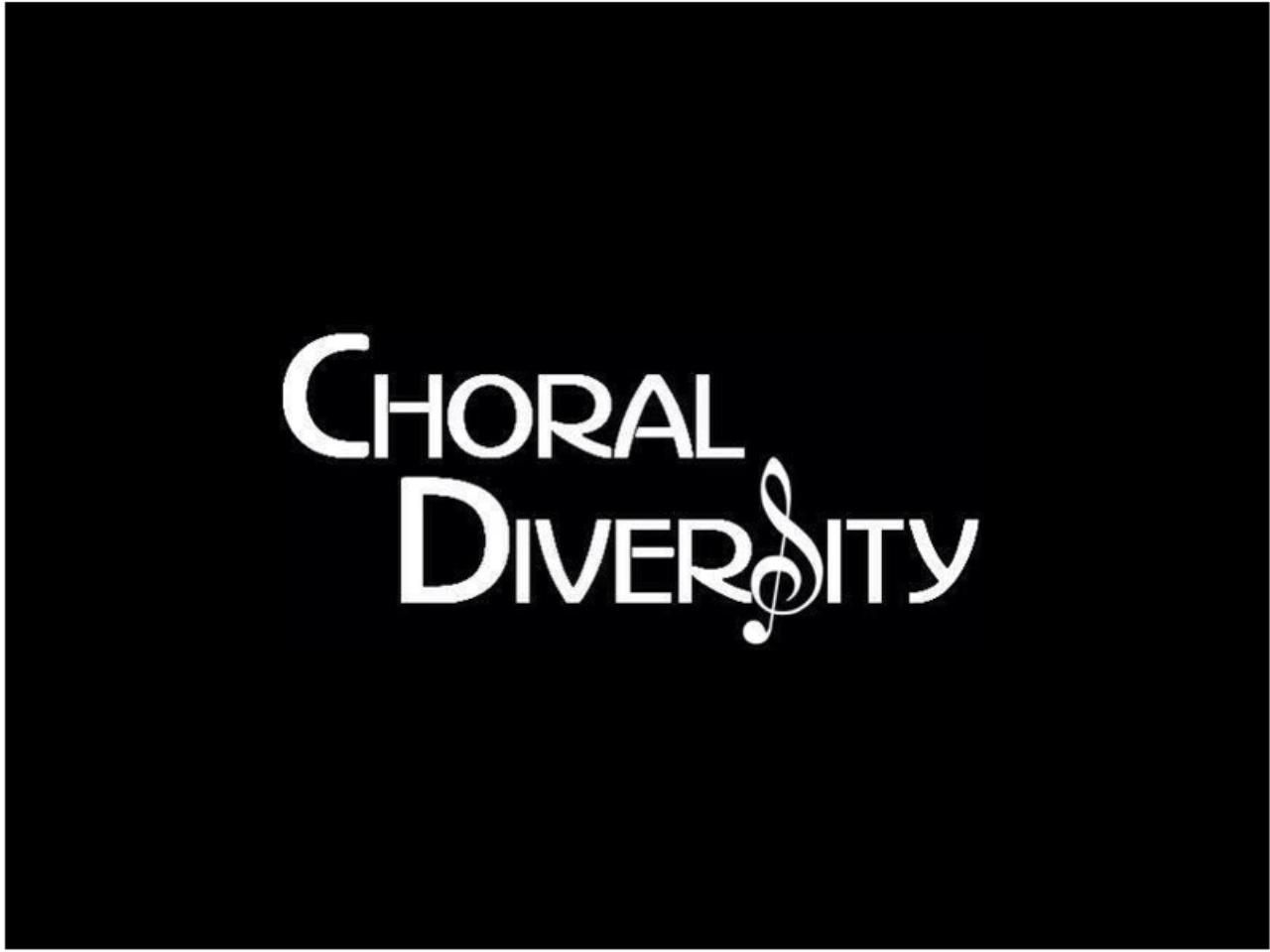 Proud Sponsors of Choral Diversity