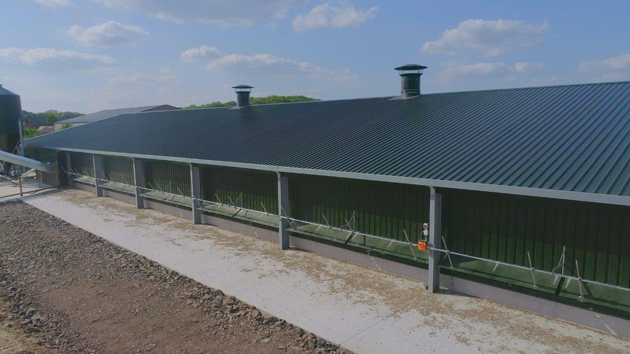 Powell & Co Construction Ltd Free Range Poultry Housing