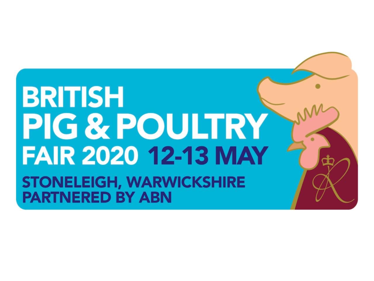British Pig & Poultry Fair 2020