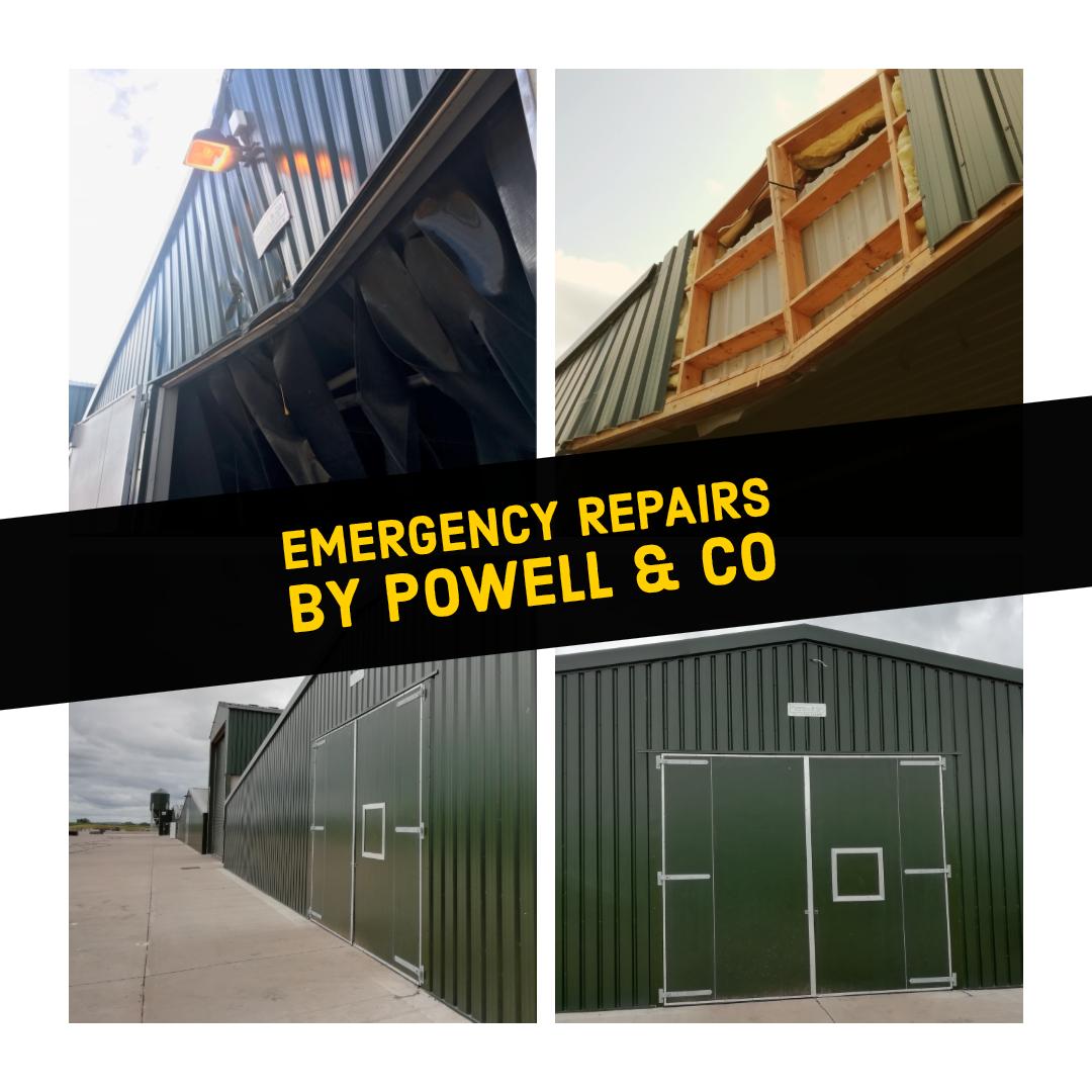 Powell & Co - Emergency Repairs