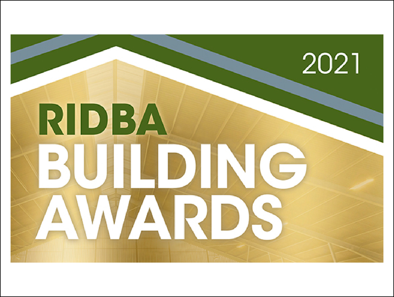 Finalist for RIDBA Building Awards 2021