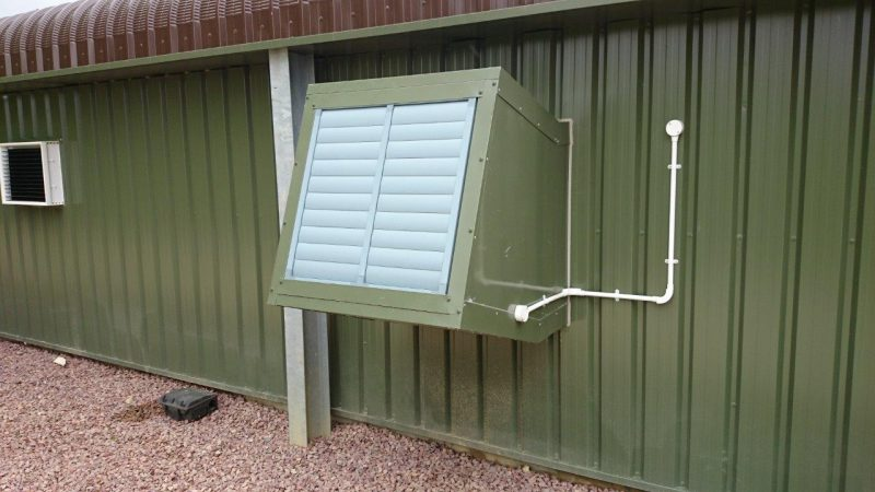 poultry layer housing