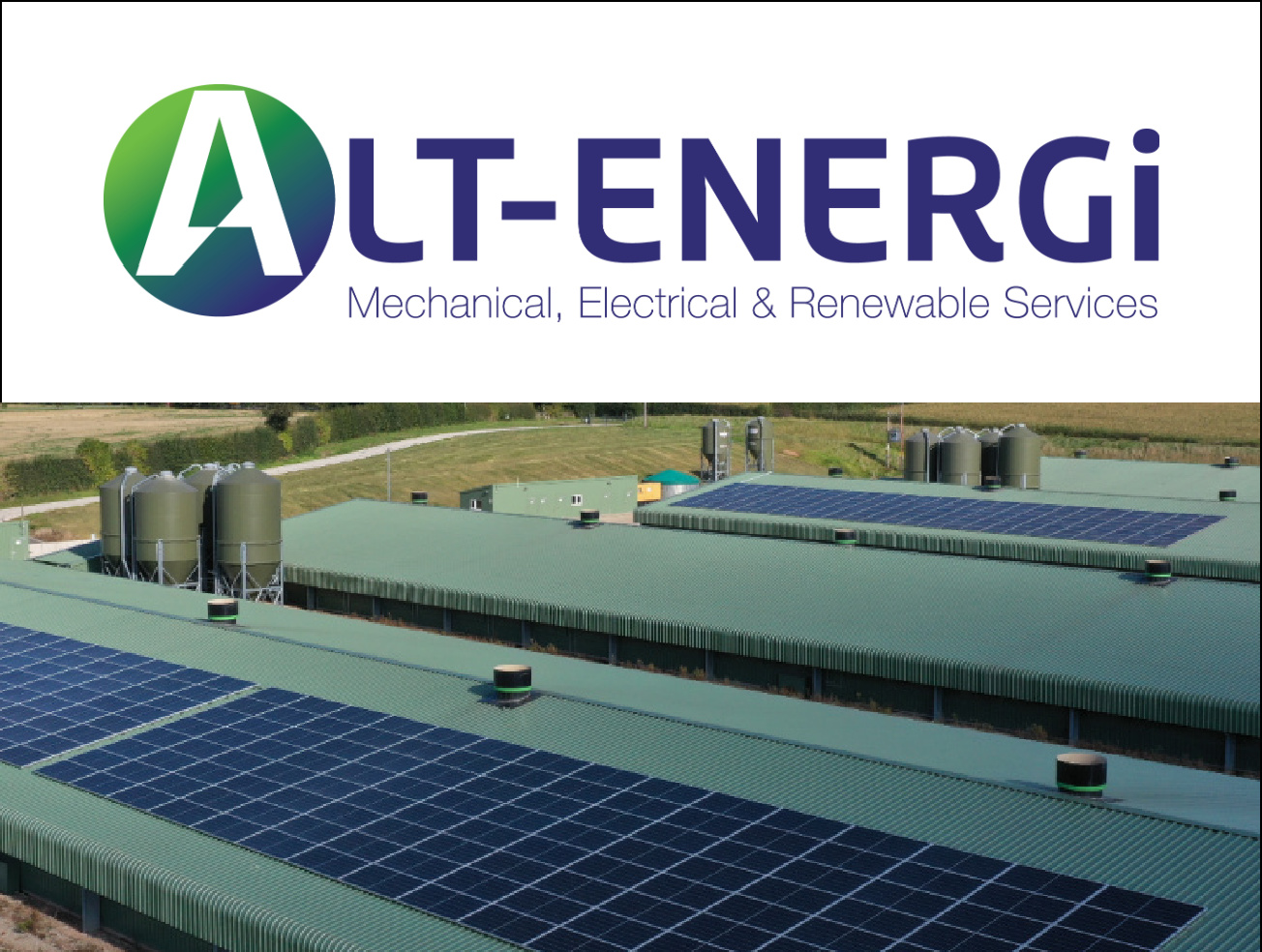 New Solar PV Partnership with Alt-Energi